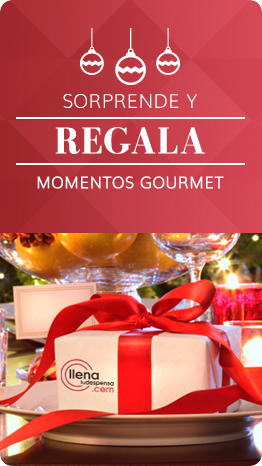 Regala productos gourmet para navidad