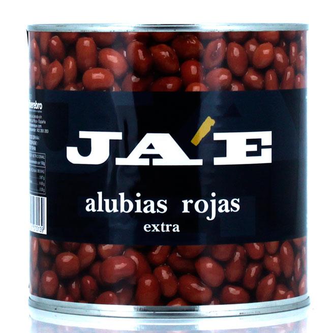 Alubia larga cocida Jae