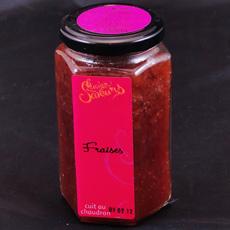 Mostaza de frutos rojos 200Gr Delouis Fils