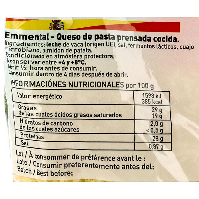 Tarrina de block de foie 30% trozos