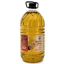 Aceite de Oliva suave 5 Litros