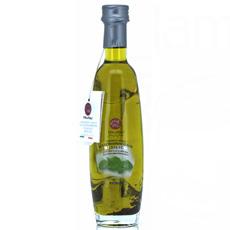 Aceite de oliva virgen extra con albahaca 125Ml Collítali