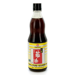 Aceite de sesamo Goma Aruba 550Ml