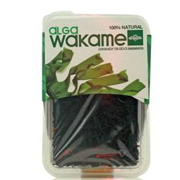 Alga Wakame deshidratada 50Gr
