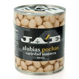Alubia pocha cocida Jae