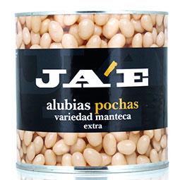 Alubia pocha cocida Jae formato hostelería