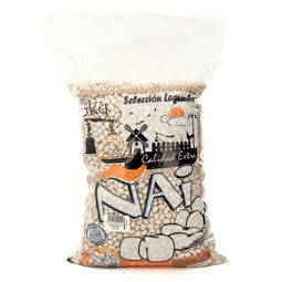 Alubia Redonda artesana 5kg