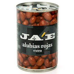Alubia roja cocida Jae