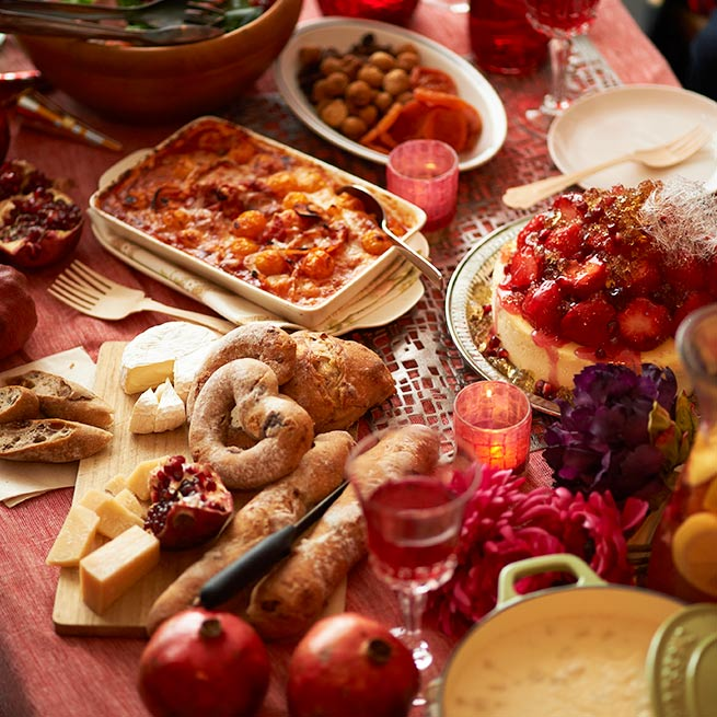 Ideas navideñas fáciles para preparar tus aperitivos