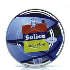 Atún claro en Salsa sin sangacho - Formato 1.800 g.