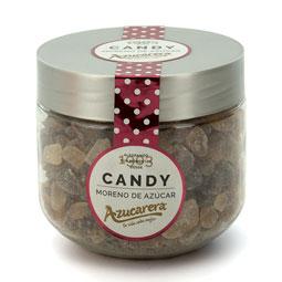 Azucar candy marron