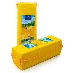 Barra de queso Gouda 2.5Kg Aproximados
