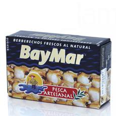 Berberecho artesano Baymar 40/50 Piezas  120Gr