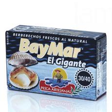 Berberecho Baymar  115Gr 30/40 piezas