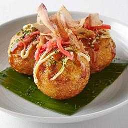 Bolitas de pulpo (Takoyaki) 16Uds de 30Gr