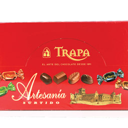 Bombones navideños Artesania Trapa 2Kg
