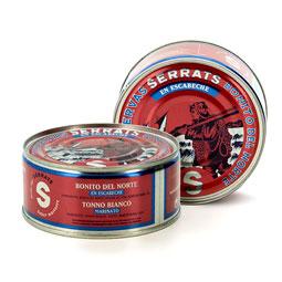 Bonito 190Gr salsa Serrats calidad extra