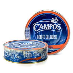 Bonito del norte Campos en salsa catalana 1800Gr