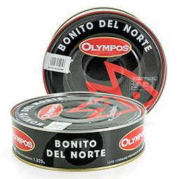 Bonito del norte en salsa 1.800Gr