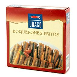 Boquerones fritos en conserva 280Gr