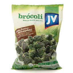 Brocoli extra ultracongelada 1Kg
