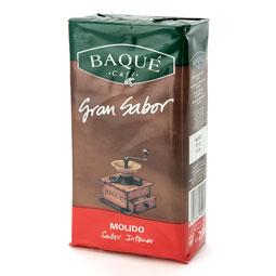 Cafe Molido Gran Sabor Baqué 250Gr