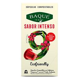 Capsula Café Intenso Baqué (Nespresso) 10Uds