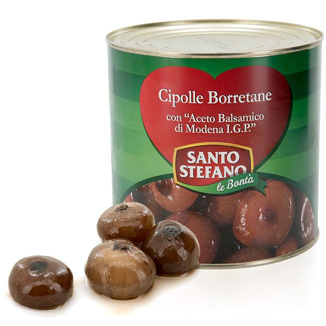 Cipolline borettane all aceto balsamico