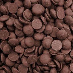 Cobertura de chocolate negro 50%