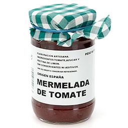 Confitura de tomate rojo