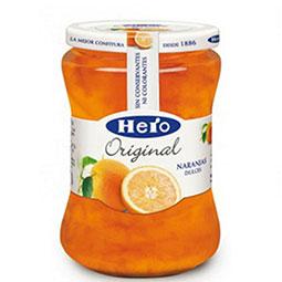 Confitura Naranja Dulce Hero  345Gr