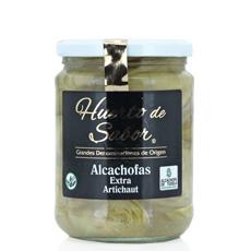 Corazones de alcachofa D.O. Tudela 445Ml