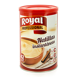 Natillas Royal 800 gramos.