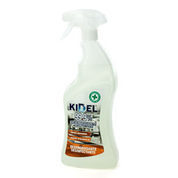 Desengrasante desinfectante 99.9% Kidel