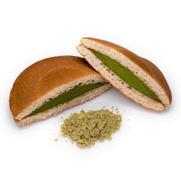 Dorayaki de te verde matcha (5 Uds.)