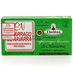 Esparrago blanco extra D.O. navarro 5/7 frutos