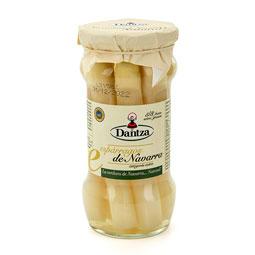 Esparrago serie oro D.O. navarro 5/8 frutos
