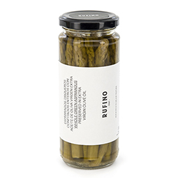 Esparrago Triguero entero confitado en aceite de oliva