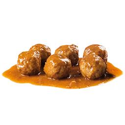 Exquisitas albóndigas con carne de bogavante 35Gr 20Uds