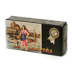 Filete anchoa en aceite de oliva Cantábrico 50Gr Castreña
