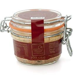 Foie gras de pato Entier 125Gr