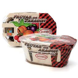 Frutas de aragón Jaysso 200Gr