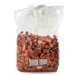 Gajos de naranja chocolateados