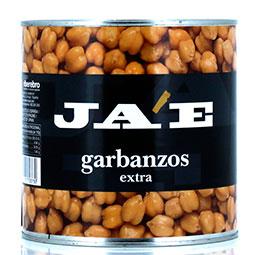 Garbanzo cocido Jae