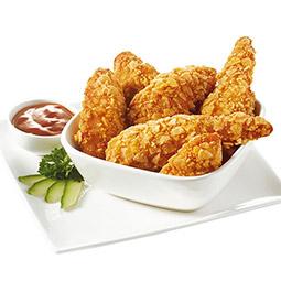 Gringos grandes sticks de pollo Hiper-Crujiente sabor Tex-Mex