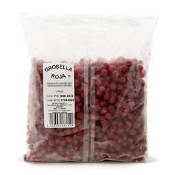 Grosellas rojas 1Kg