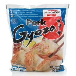 Gyoza de cerdo y verduras 600Gr