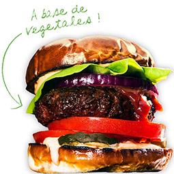 Hamburguesa beyond meat (Vegana)