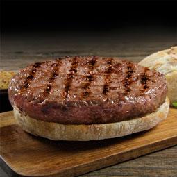 Hamburguesa premium 100% vaca gallega 30 Ud x 180 Gr (diametro 10,5 Cm)
