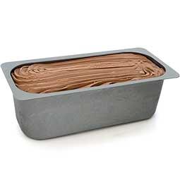 Helado cremoso Italiano de Chocolate 5Ltrs